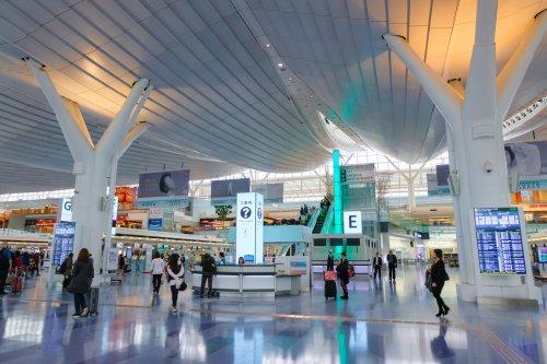 羽田空港国際線