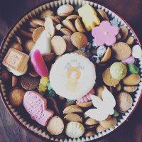 美しい和菓子