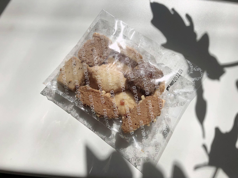 神戸のクッキー